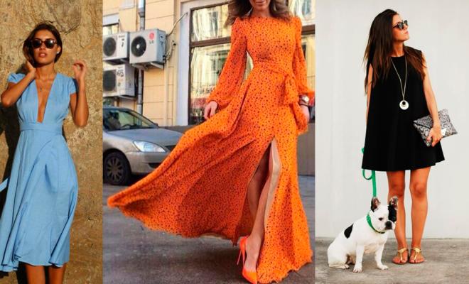 Los vestidos de primavera que te harán ver más delgada