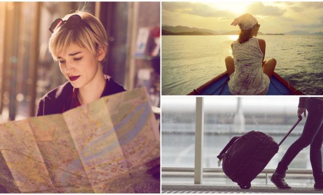 6 razones por las cuales deberías emprender un viaje tú sola