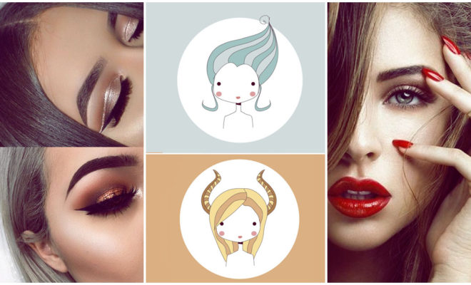 Maquillaje de acuerdo a tu signo zodiacal