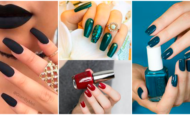 Tu color de uñas favorito dice mucho de ti