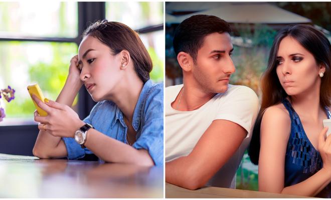 Los efectos de WhatsApp en una relación, la tecnología a veces no esta de nuestro lado