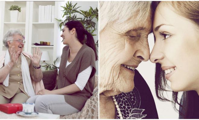 10 secretos para tener una vida mucho más feliz según la abuela
