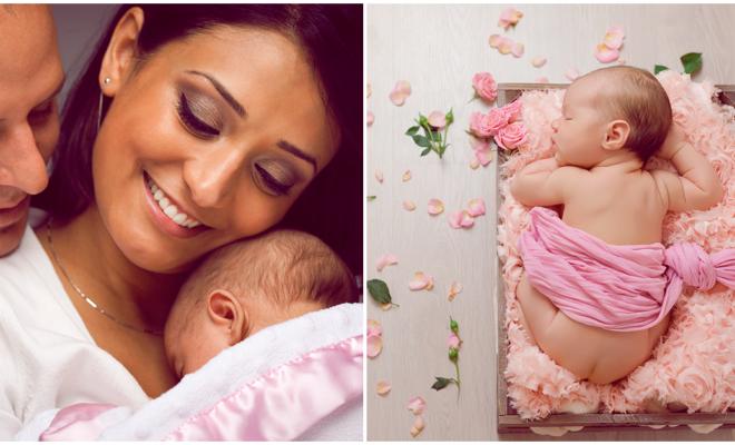 Datos interesantes que debes conocer de un recién nacido