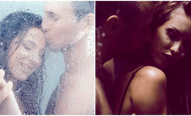 6 grandes beneficios de tomar una ducha con tu pareja