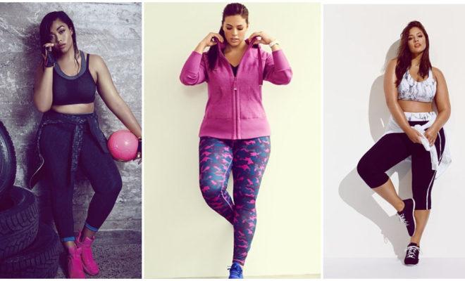 Las mejores prendas sport para chicas curvy