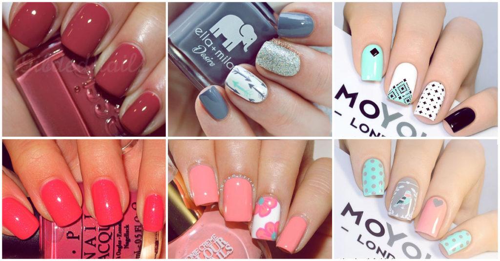 Color de uñas para piel trigueña ¡+11 Tonos que potencian