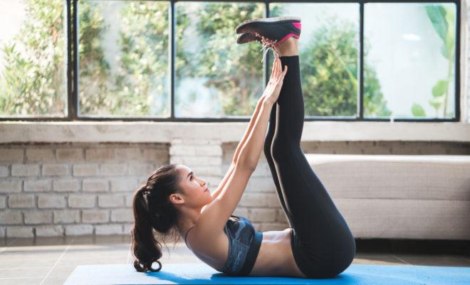 7 beneficios de hacer ejercicio en casa