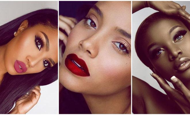 El mejor makeup de día para pieles oscuras
