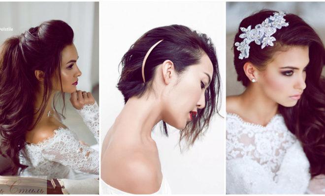 Peinados para el día de tu boda que no van a tardar horas