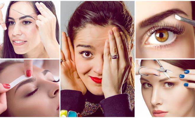 4 técnicas para enmarcar tus cejas