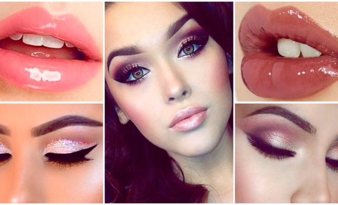 ¡Prueba este makeup para tu cita de San Valentín!
