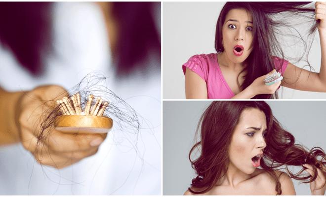 7 errores que te están causando pérdida de cabello
