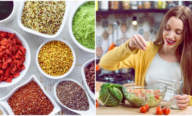 10 superalimentos que debes incluir en tu dieta