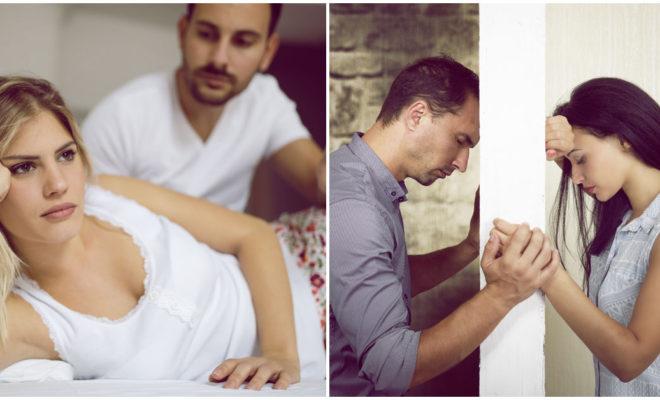 Actitudes que pueden matar un matrimonio
