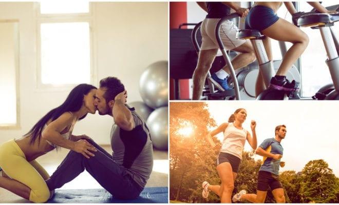 Hacer ejercicio en pareja puede fortalecer tu relación