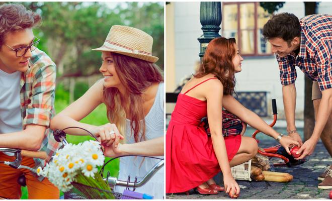5 señales de que sí es amor a primera vista