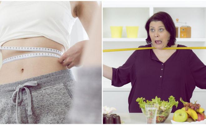 5 formas infalibles de bajar de peso sin ponerte a dieta