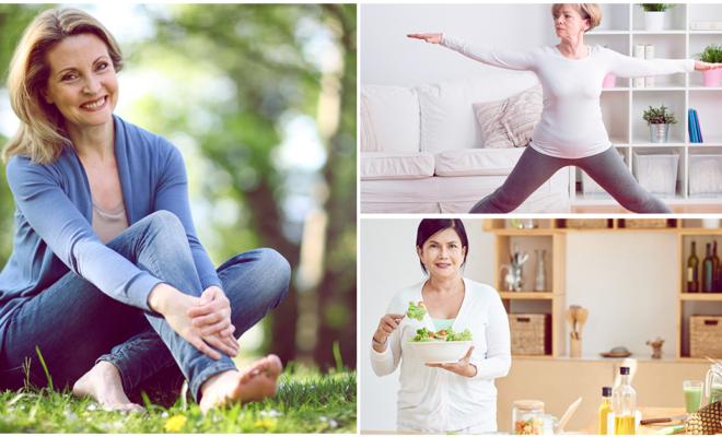 Descubre cómo bajar de peso en la menopausia