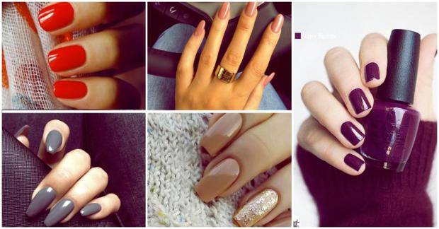 Esmaltes de uñas según el tono de piel - VIX
