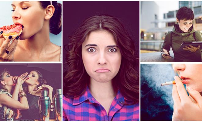 8 cosas que haces a los 20 y 30 que la vida te cobrará caro
