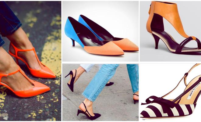 ¡A tu vida le faltan kitten heels!