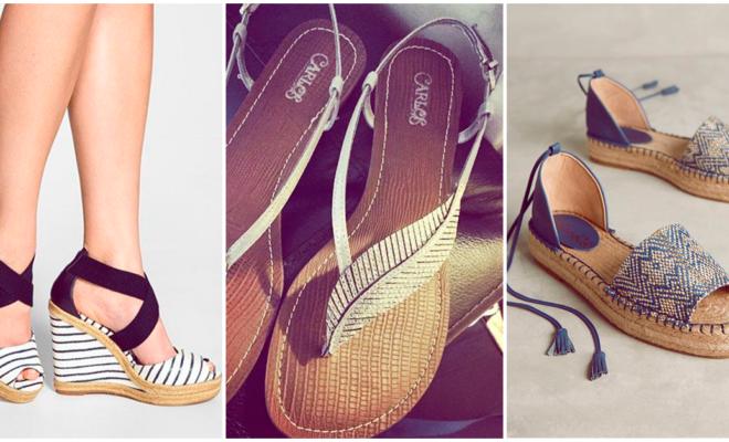 Los mejores zapatos para ir a la playa
