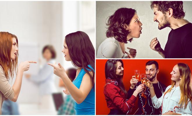 Cómo proteger tu relación cuando la mejor amiga de tu novio hace mal tercio