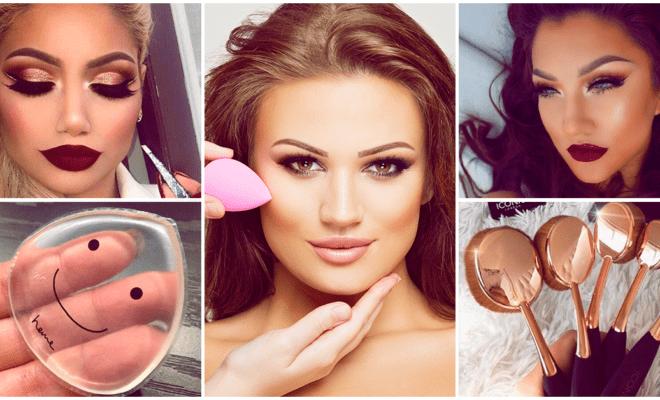 ¿Cuál es la mejor herramienta de makeup blender de silicón, de látex o toothbrush?