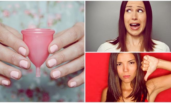 Cómo ponerse la copa menstrual y no morir en el intento
