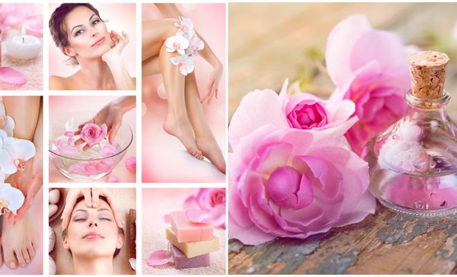 El agua de rosas es maravillosa, conoce algunos de sus usos