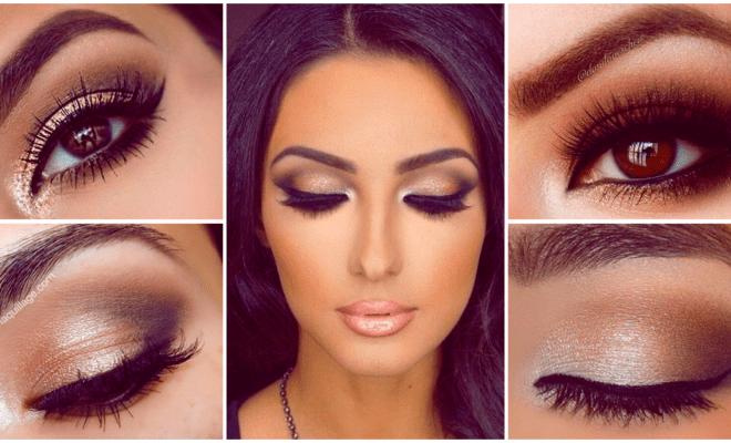Los mejores makeups para novias con ojos cafés