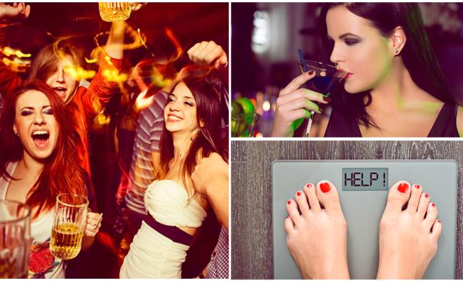 ¡Claves para salir de fiesta a divertirte sin romper la dieta!