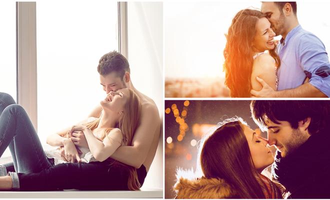 Cosas que un hombre solo hace con la mujer que ama