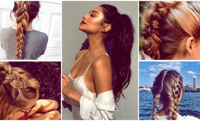 Los peinados más frescos para la época de calor