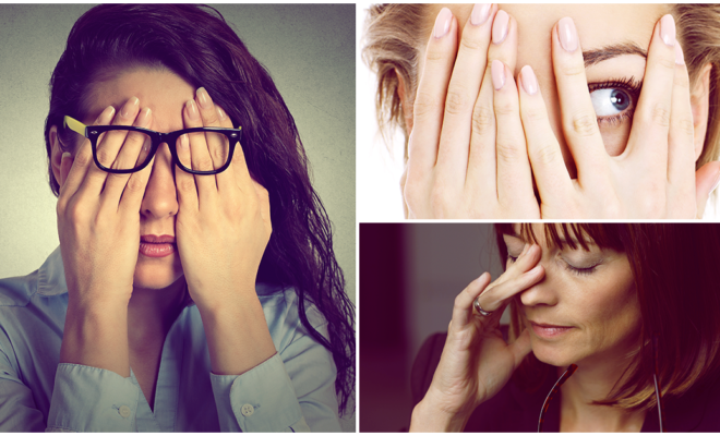 Rutina de ejercicios de yoga para cuidar tu vista