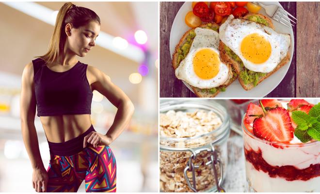 Añade proteína a tu desayuno para perder peso