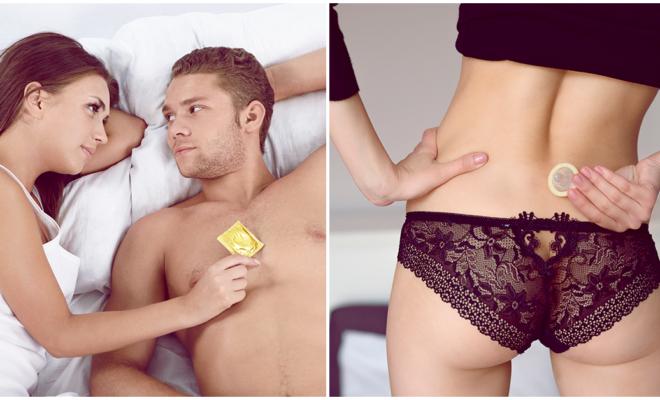 Cómo decirle a tu pareja que no quieres sexo sin condón