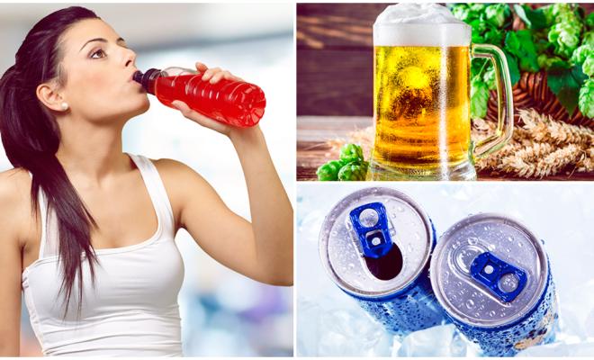 Bebidas prohibidas si realmente quieres bajar de peso