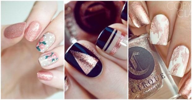 Haz que tus uñas brillen más con estos hermosos diseños