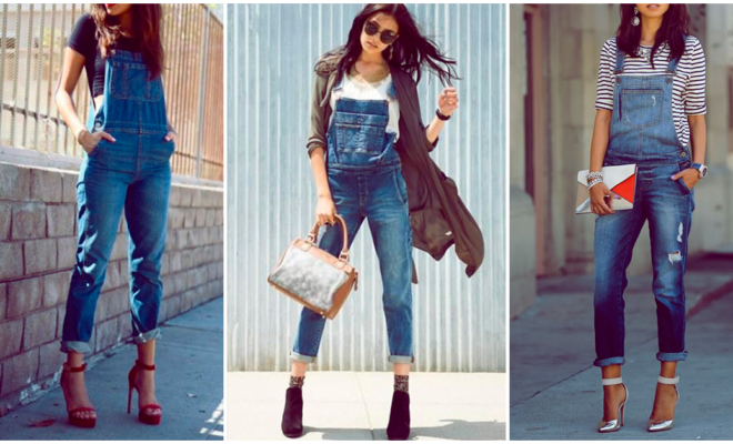 Outfits con overall, ¿sí o no?