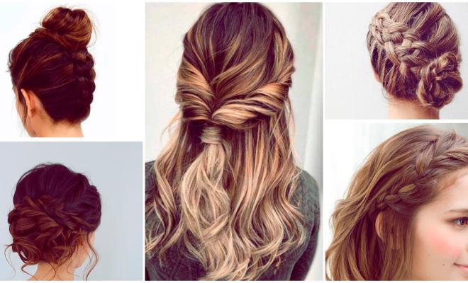 Peinados rápidos y prácticos para cualquier largo de cabello
