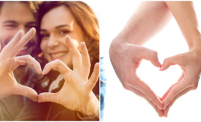 Las mejores relaciones surgen de los corazones rotos