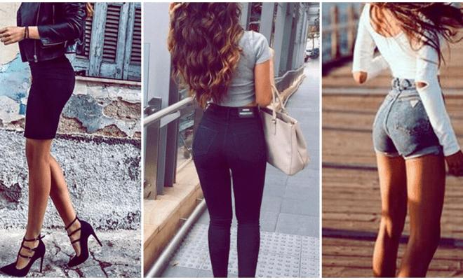 Estas prendas te ayudarán a lucir tu trasero, tengas o no tengas