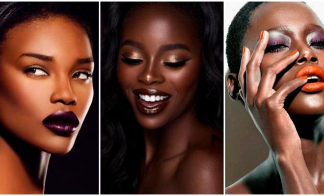Los mejores tonos de lipsticks para pieles oscuras