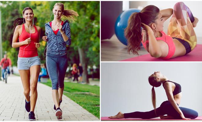 Los mejores ejercicios que puedes hacer durante tu periodo