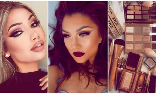 Básicos que necesitas en tu cosmetiquera para obtener un makeup muy sexy