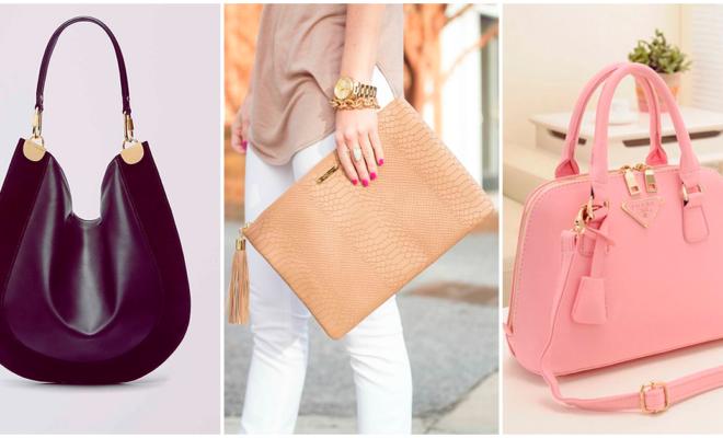 Los bolsos que debe tener una mujer para ocasiones elegantes
