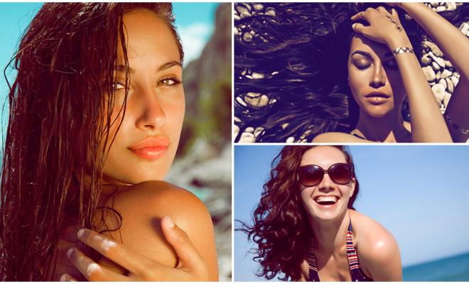 Cómo proteger tu cabello del calor y la playa