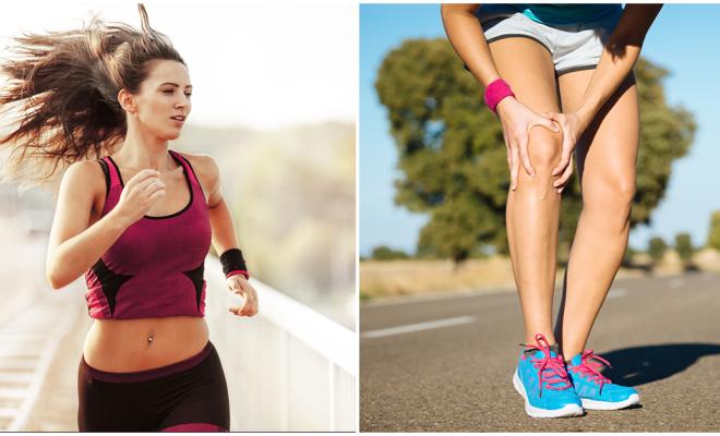 Estas son las lesiones más comunes que puedes sufrir si eres corredora