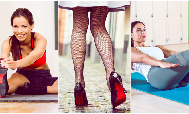 5 ejercicios para lucir unas piernas super sexys